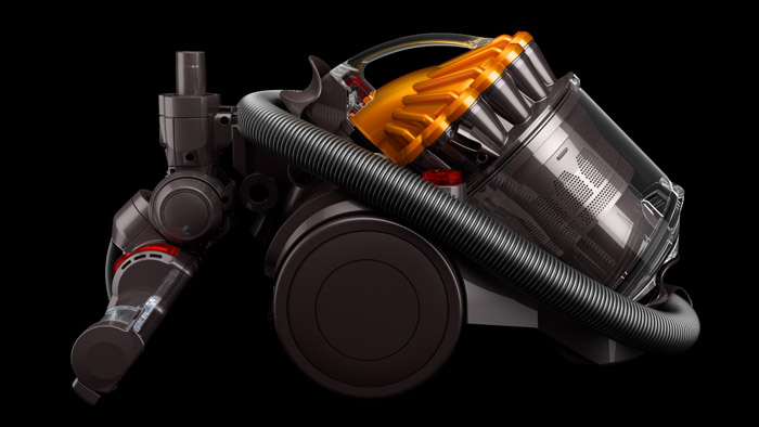 3D renderings for Dyson by Proto Imaging